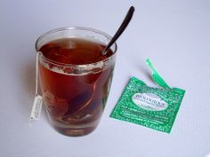 ST. DALFOUR REVIEW : the # Peppermint Tea (more photos on the blog)