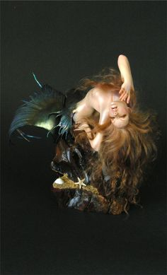 Celtic Mermaid 1 by Nicole West wingdthing.deviantart.com