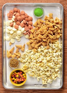 Easy Popcorn Snack M