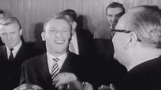 Uwe Seeler Fußballer des Jahres 1960