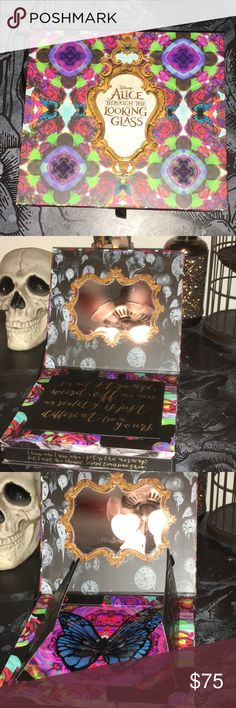 Urban decay Limited edition Alice through the looking glass pallet. Only used once. Asking original price due to limited edition Urban Decay Makeup Eyeshadow