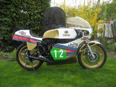 Hailwood, Yamaha and Martini
