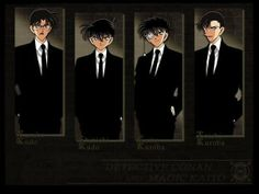 Fathers & Sons (Detective Conan)