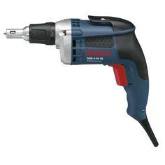 """Compre Bosch : Parafusadeira 1/4"""" 701W 220V com Maleta GSR 6-45 TE por R$538,22 - AnhangueraFerramentas"""