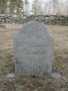 Mother and 7 children Pelham Hill Cemetery Pelham, Massachusetts