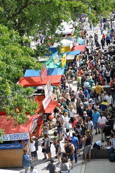 Portland,OR Saturday & Sunday Market Love Portland :)
