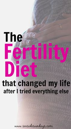I followed this fertility for 3 months and got pregnant despite 2 cancelled IVFs and 4 IUIs! This diet is great for PCOS and anyone battling infertility who needs help! There's a free 5 day meal plan too!