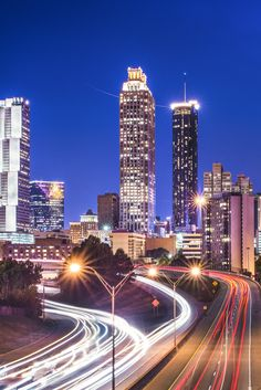 I really want to move to Atlanta  because I think it's more stuff to do and more fun things to do.