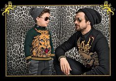 Kick start your little one's fashion journey with a look that matches your own! Shop the #MiniMe collection in our boutiques and on the online store. Link in bio. #DGFamily #DGBambino #DGEyewear via DOLCE & GABBANA OFFICIAL INSTAGRAM - Celebrity  Fashion  Haute Couture  Advertising  Culture  Beauty  Editorial Photography  Magazine Covers  Supermodels  Runway Models