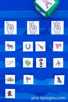 Western cowboy theme for Pre-K, Preschool and Kindergarten. Hands-on literacy and math activities, ideas, crafts and printables. Kindergarten Classroom, Kindergarten Activities, Classroom Themes, Preschool Activities, Cowboy Theme, Western Theme, Western Cowboy, Texas Cowboys, Beginning Of Year