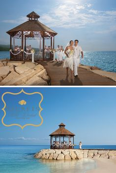 3896b8e21f The wedding gazebo at Secrets Wild Orchid Montego Bay is the perfect place  to say '