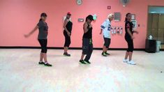 Dance fitness. Cardio 3 1/2 minutes