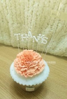 Showing you 10 creative, inexpensive yet meaningful mothers day gifts for your mother. Mothers Day Cupcakes, Mothers Day Cake, Mothers Day Crafts, Mothers Love, Happy Mothers Day, Mother Day Gifts, Fathers Day, Girly Cakes, Cute Letters