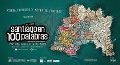 Poemas de un Angel Caído: Santiago  en 100 Palabras ´ 2015
