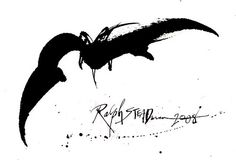 Ralph Steadman 2008. I want this tattooed