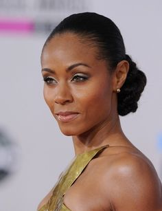 Jada Pinkett Smith: Actress. Producer. Director. Musician. Wife. Mother. AWESOME! <3