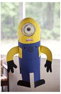 despicable me pinata.