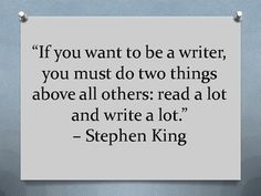 FREE download - color collection of 40 writing-related quotes, PPT ready to print or display!