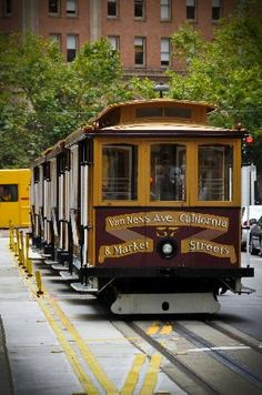 Cable Cars - SF