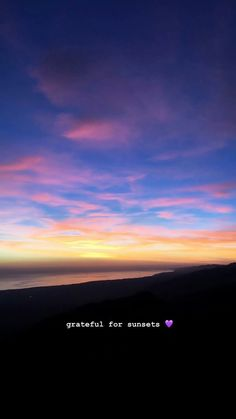 Every single day I look forward to them. Cloud Quotes, Sky Quotes, Tumblr Quotes, Sunset Captions For Instagram, Sunset Quotes Instagram, Creative Instagram Stories, Instagram Story Ideas, Sky Captions, Snapchat Quotes