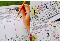 Don't wait another minute to grab this FREE printable story spinner for your speech therapy, special education or english language arts classroom! Your kids will love it! #SLP #speech #therapy #elementary #classroom #FREEBIE #SPED #ELA