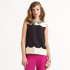 Adorable top and pants - separate or together...kate spade
