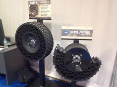 SOLIC – Polaris Defense Non-Pneumatic Tire