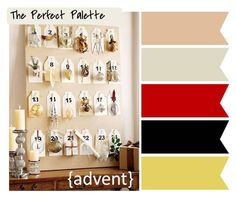 The Perfect Palette: {Holiday Color Palettes}: What's Your Favorite?