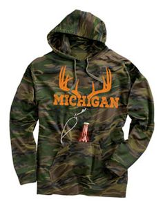 882eb74fd Add your state to our 3 in 1 tailgate hoodie! Livnfresh.com Nine Line