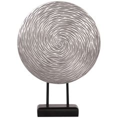 Howard Elliott Strike a Pose Silver Body Sculpture 34125 - Contemporary - Decorative Objects And