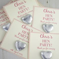 hens party table decorations - Google Search
