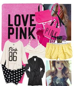 """""""common room sleepover"""" by annabelle-lewis ❤ liked on Polyvore"""