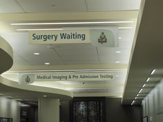 Creative Sign Designs is the experienced leader in hospital wayfinding, interior and exterior signage design and installation. Contact us today about your healthcare sign design needs. Wayfinding Signage, Signage Design, Hospital Signs, Architectural Signage, Sign System, Exterior Signage, Medical Imaging, Wellness Center, Environmental Graphics