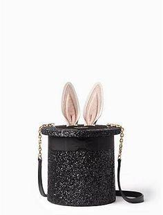 make magic rabbit in hat shoulder bag by kate spade new york
