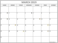 Check out Moon Phases Calendar for May May 2019 Moon Calendar, Full Moon Calendar for May New Moon May 2019 Calendar, May 2019 Lunar Calendar. New Moon Calendar, June 2019 Calendar, Monthly Calendar Template, Printable Calendar Template, Monthly Calendars, October Moon Phases, Usa Holidays, March, Full Moon