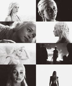 Not a queen, a Khaleesi