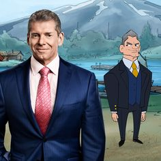 NO CHANCE for hijinx with Mr.McMahon in charge of #CampWWE!