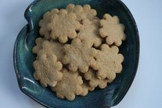 Several homemade baby cookie recipes