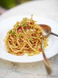 Spaghetti Atterrati | Pasta Recipes | Jamie Oliver