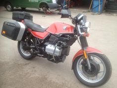 BMW K75 750 cc K75 - http://motorcyclesforsalex.com/bmw-k75-750-cc-k75/