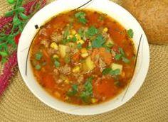 Zupa hamburgerowa – danie jednogarnkowe Salsa, Ethnic Recipes, Food, Youtube, Cooking Recipes, Essen, Salsa Music, Meals, Yemek