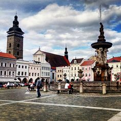 České Budějovice #ceskebudejovice #budweis #foursquare #vyletip