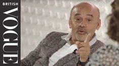 Vogue Video presents: Christian Louboutin talks shoes, feet and being Parisian at the Vogue Festival 2015 Vogue Festival videos: How to Take A Selfie With Ol. Parisian, Picture Video, Christian Louboutin, British, Vogue, Take That, Pictures, Videos, Photos