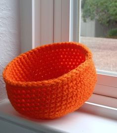 Color Naranja - Orange!!!  orange baskets