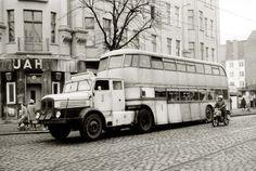 IFA H6-Sattelschlepper in Berlin (Ost)
