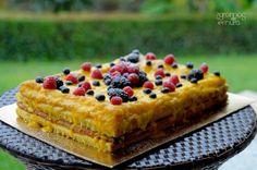 7gramas de ternura: Um bolo de Aniversário Especial