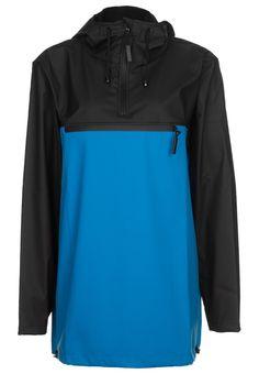 Rains Waterproof jacket black