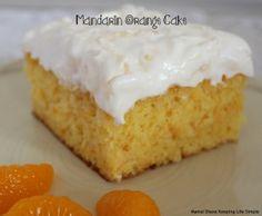 Mandarin Orange Cake 046