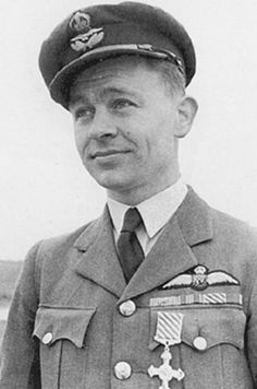 """Flying Officer M.Liskutin after Receiving DFC from Redhill """"miracle"""" landing Just Like Fire, Air Force Aircraft, Battle Of Britain, Fighter Pilot, Royal Air Force, World War Two, Ww2, Aviation, Two By Two"""