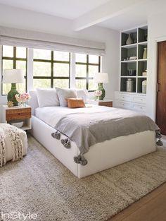 Lea+Michele's+Airy+L.A.+Home+Is+a+California+Dream+via+@MyDomaine